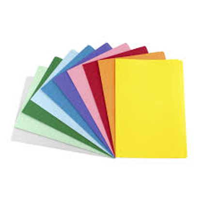 Picture of OLYMPIC MANILLA FOLDERS FOOLSCAP BLUE