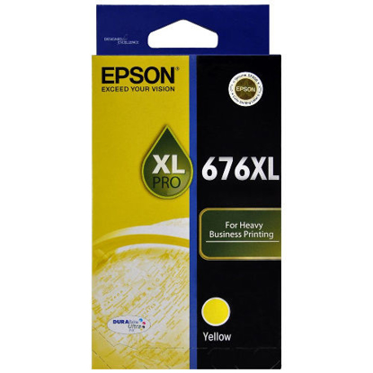 Picture of EPSON 676YXL YELLOW