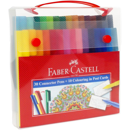 Picture of CONNECTOR PENS 30 & 10 POST CARDS