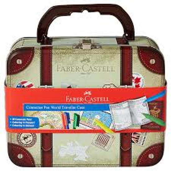 Picture of CONNECTOR PENS WORLD TRAVELLER SUITCASE