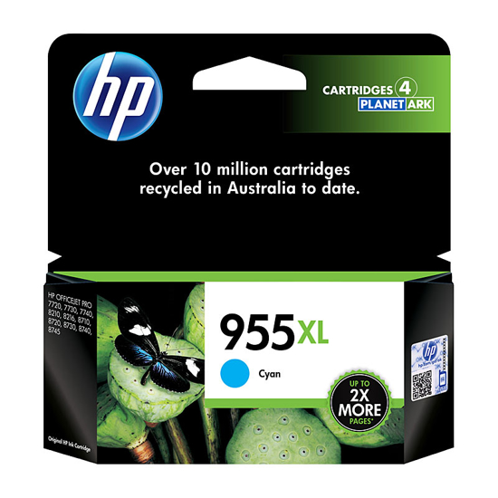Picture of HP #955XL CYAN INK