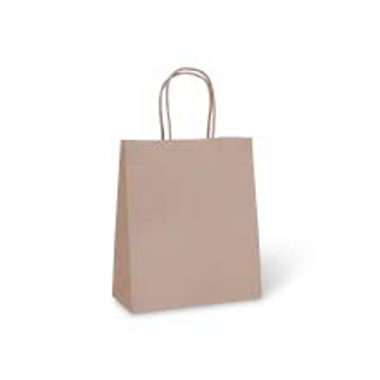 Picture of BAG PAPER TWIST BR 350X260X110