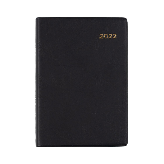 Picture of DIARY 2022 COLLINS A7 BELMONT PVC POCKET